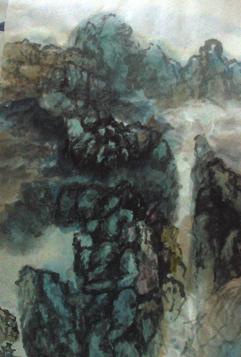 Mountain mist 21